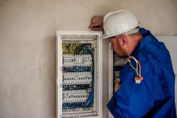 Osprzęt do wykonania instalacji elektrycznej