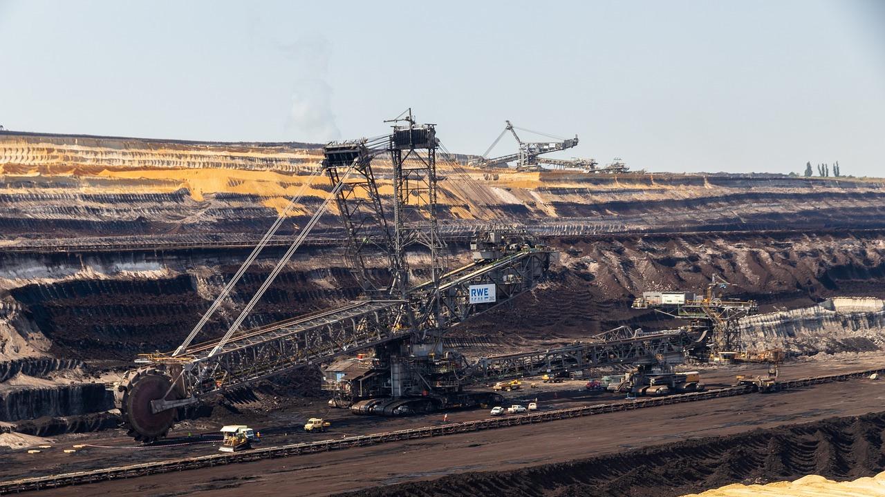 Metody wydobycia węgla kamiennego