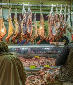 Wyposażenie sklepu z mięsem