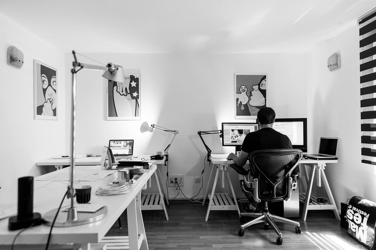Komfort pracy w biurze